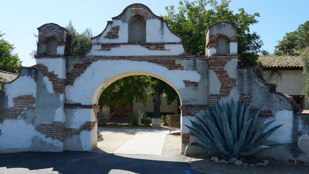 San Miguel 教會的入口
