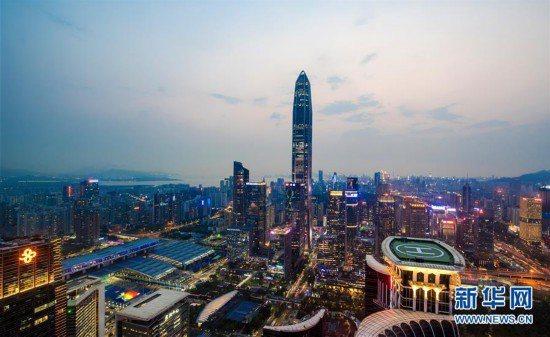 大陸國務院頒布新政,支持深圳開展數位人民幣內部封閉試點測試,擴大金融業等對外開放。(圖/取自新浪網)