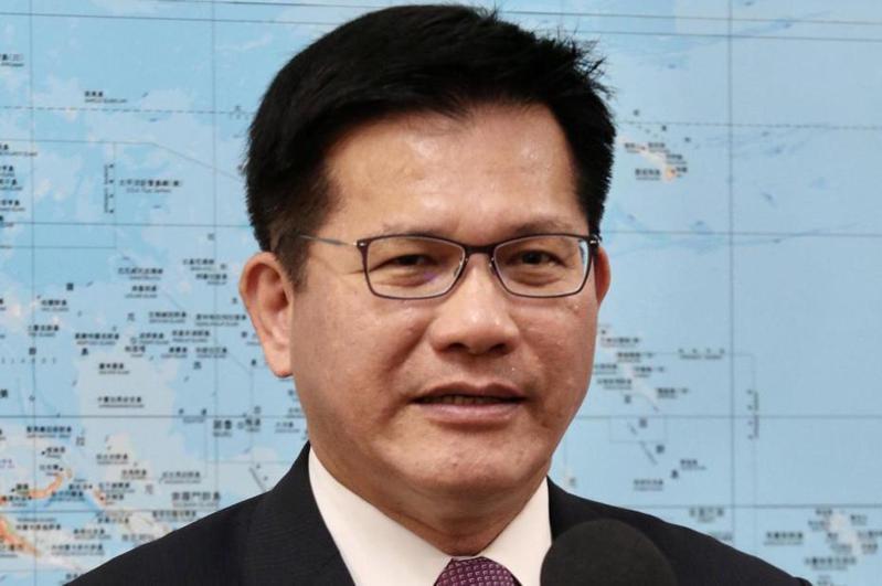 交通部長林佳龍。圖/聯合報系資料照片