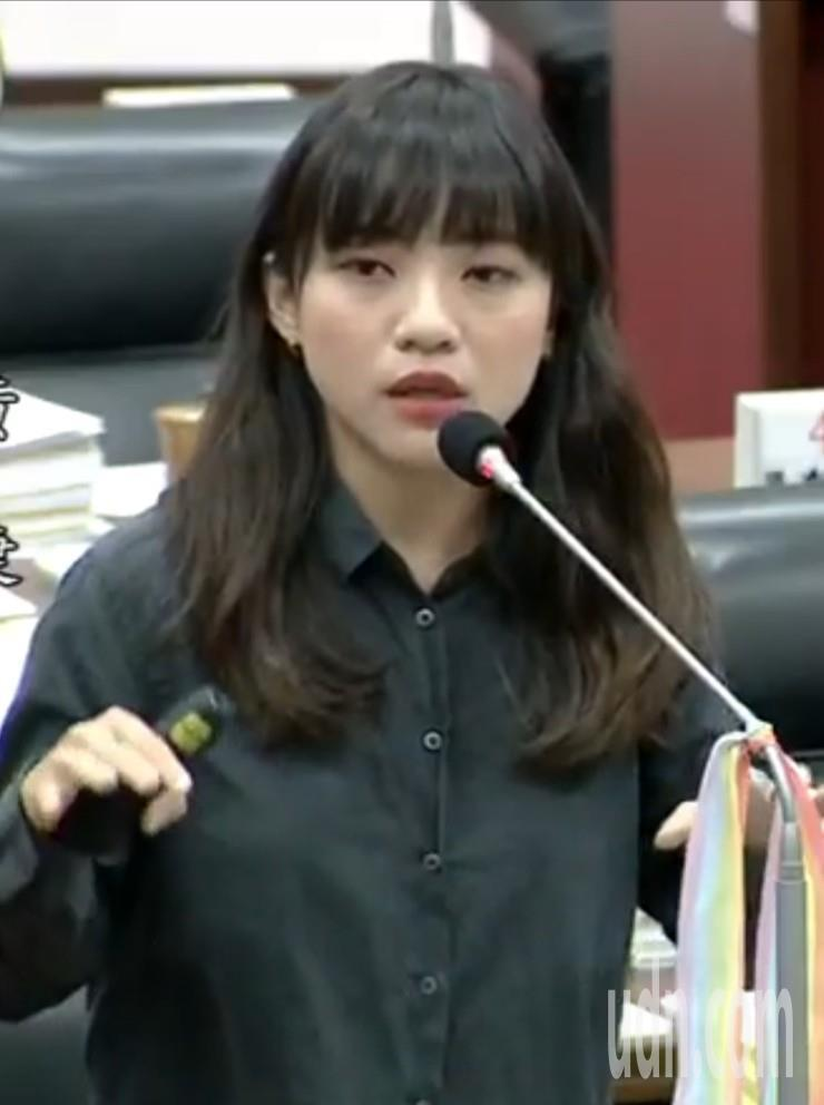 無黨籍議員黃捷。記者蔡孟妤/攝影