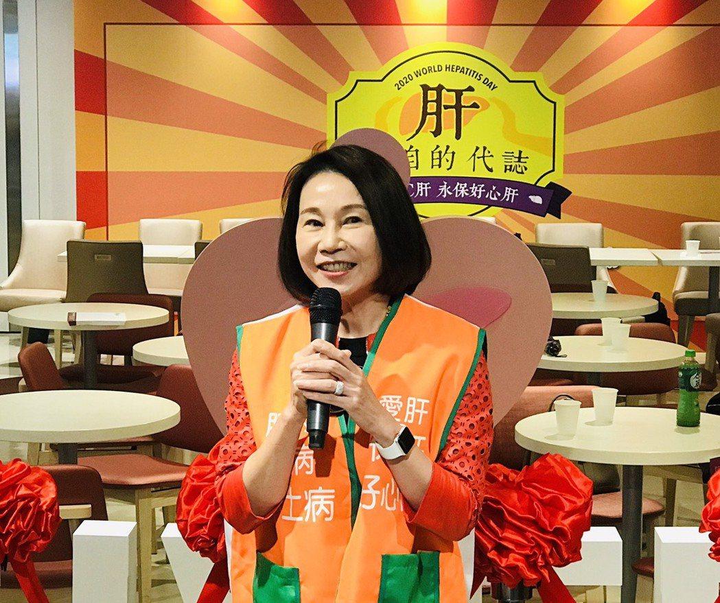 巨城購物中心董事長李靜芳表示,對於公益,巨城默默耕耘開創新局,將社會發展共融的理...