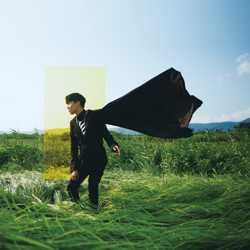 林俊傑前往大自然為專輯取景。圖/華納音樂提供