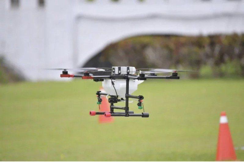 台南市公告第二階段的無人機禁飛區域。圖/花蓮縣政府提供
