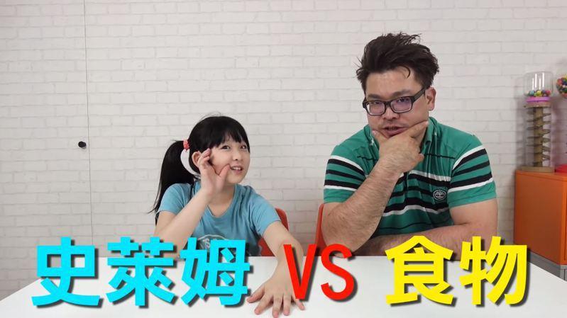 台灣知名小學生YouTuber妞妞,分享開箱玩具、DIY手作、日常趣事等影片,頻道擁有近90萬訂閱數。圖/取自妞妞TV