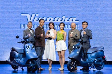 YAMAHA Vinoora正式發表 超萌大眼頭燈像極小小兵