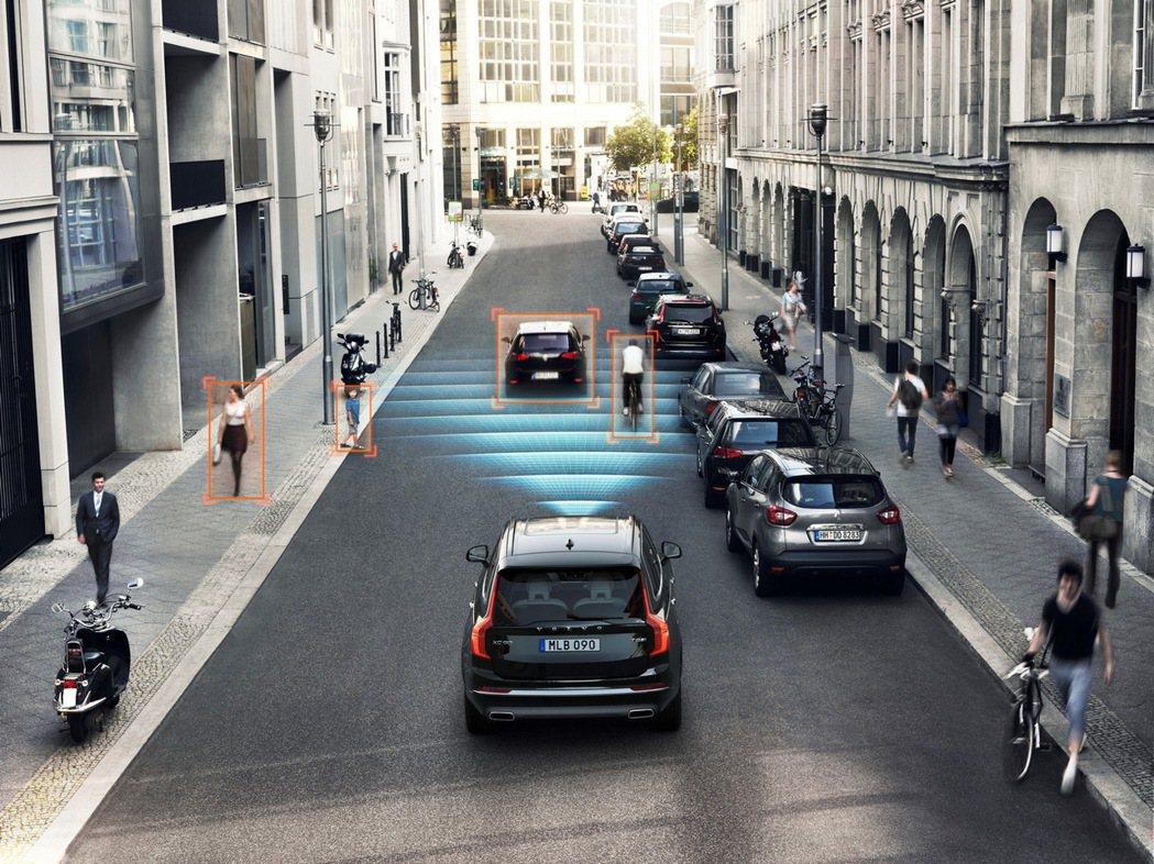 藉由 J.D. Power 科技體驗調查結果,證明 VOLVO 汽車以創新的安全...