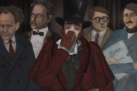 《鼻子,或異見者的陰謀》:對抗極權的俄羅斯文學與藝術拼圖