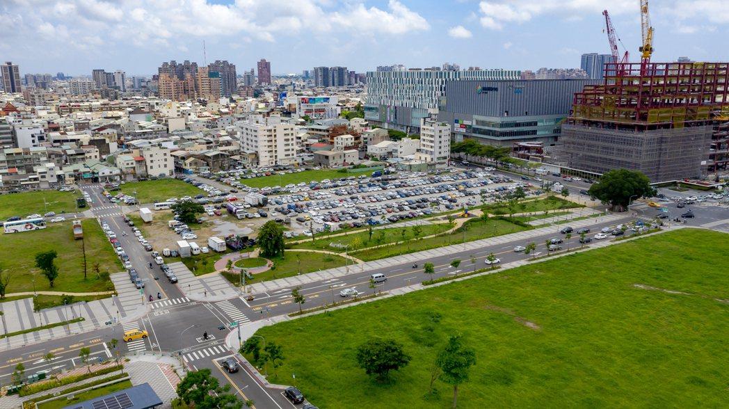 台南平實營區。圖/台南市政府提供