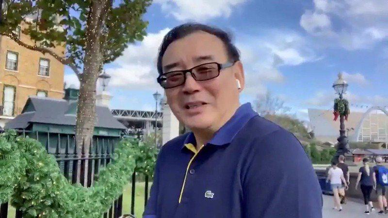 澳洲籍華裔作家楊恆均。取材自推特