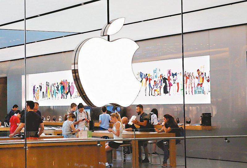 蘋果公司將於台灣時間14日凌晨1時舉行特別活動,外界預期將發表5G版iPhone新機。圖/路透社資料照