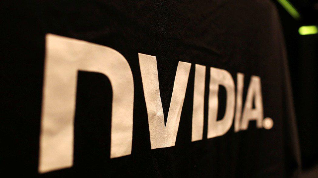 輝達(Nvidia)。路透