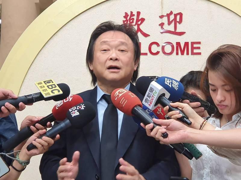 民進黨台北市議員王世堅。本報資料照片