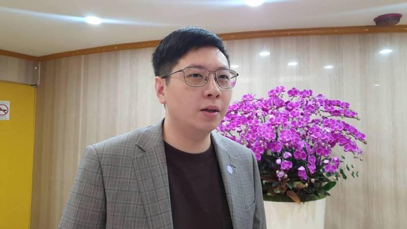 中選會今天表示,桃園市議員王浩宇(圖)的罷免案審查通過,罷免案成立,將於明年1月16日投票。記者陳夢茹/攝影