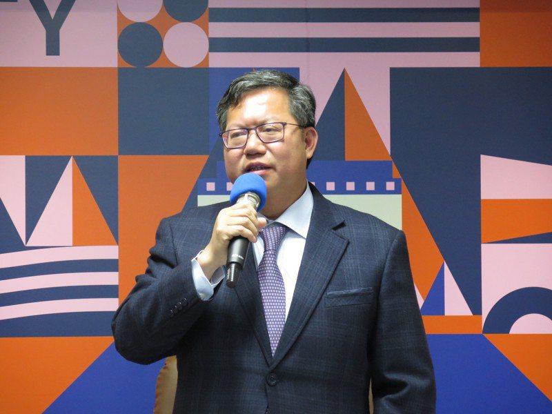 民進黨內看好鄭文燦選總統,鄭文燦的動作也不掩飾他的企圖心。圖/聯合報系資料照片