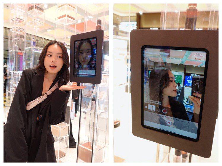 beautySTAGE美麗台在新光三越台中中港店B1開出首家實體美妝複合店,並提...