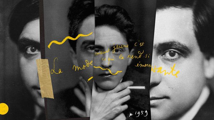 「詩」在香奈兒女士心中是一門偉大藝術,所以她終生支持詩人勒韋迪,除了出版他的作品...