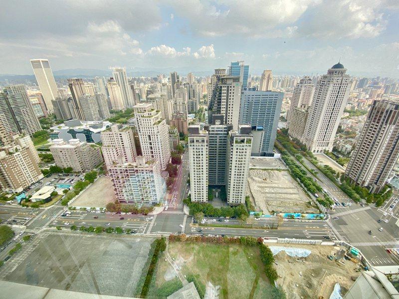 台中市近年不動產景氣活絡,不僅房屋交易成績亮眼,土地買賣同樣熱力四射。記者宋健生/攝影