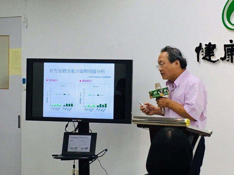農委會副主委黃金城。記者吳姿賢/攝影