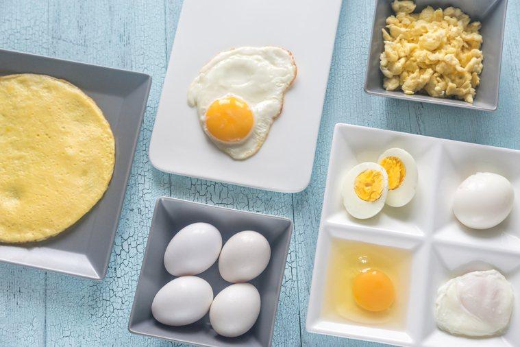 蛋料理。圖/ingimage