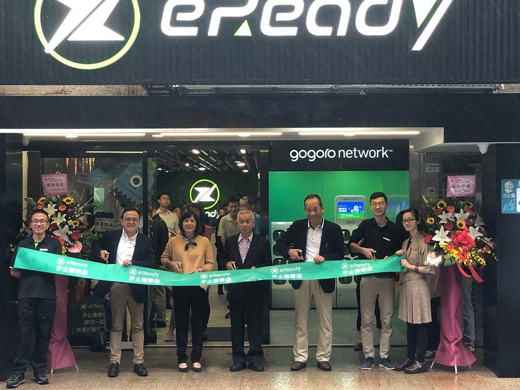 台鈴eReady門市陸續到位,新莊思源店、及汐止康寧店經過十多個月的密集籌畫及試...