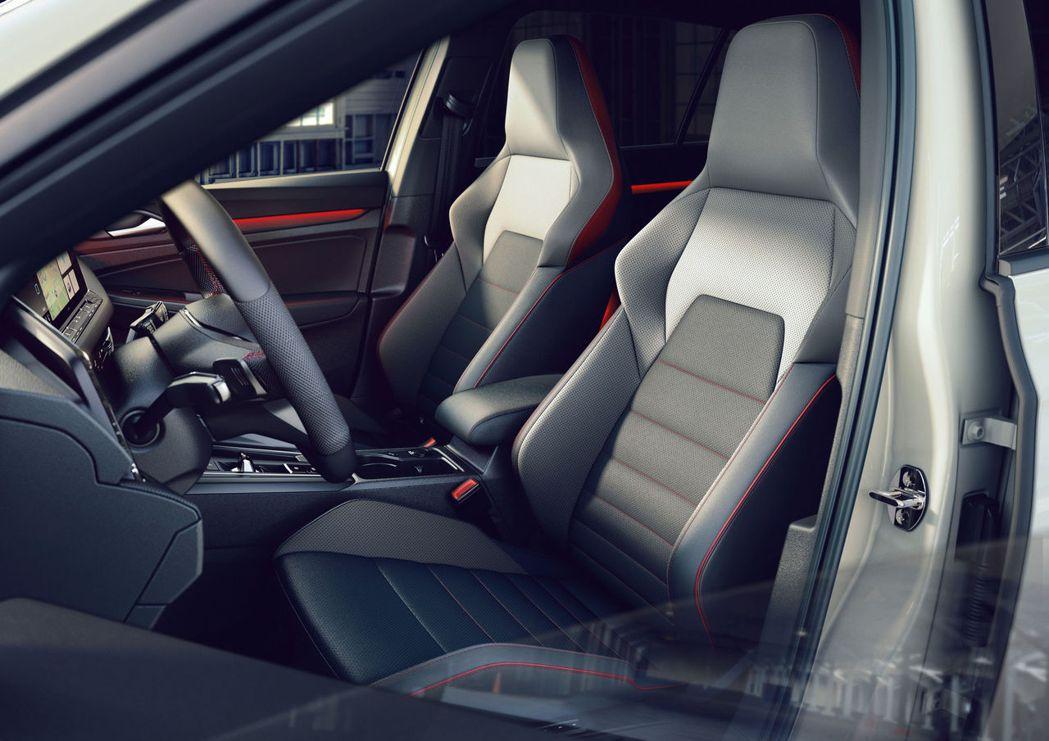 僅更換了車內縫線與內部的材質。 摘自Volkswagen