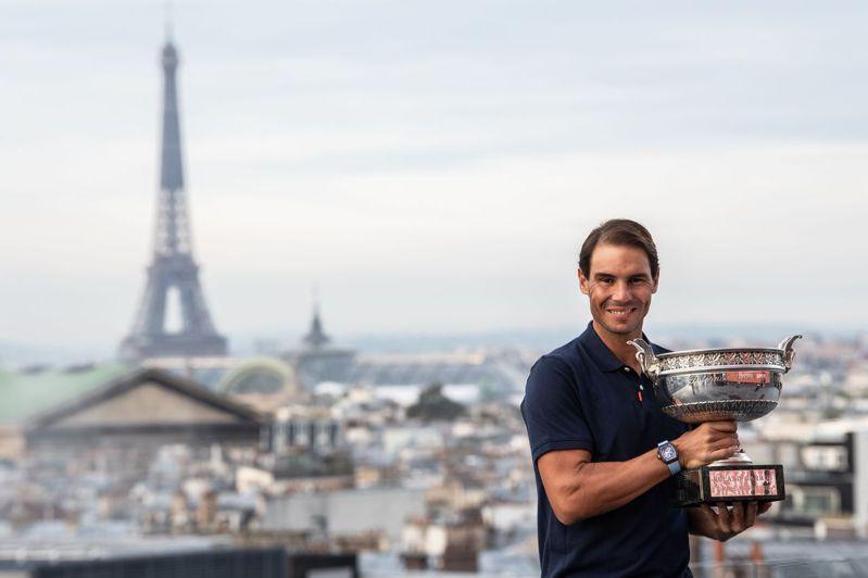 墨瑞認為沒有人能超越納達爾在法網的13冠紀錄。 法新社