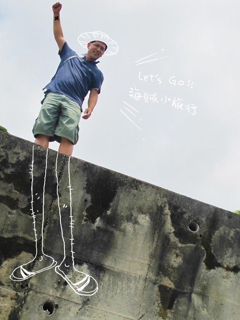 游智維年輕時就已是背包客,他也相當鼓勵年輕人們投入開眼界。圖/游智維提供