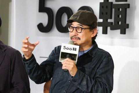 《美學的經濟》作者詹偉雄。 圖/陳立凱攝影