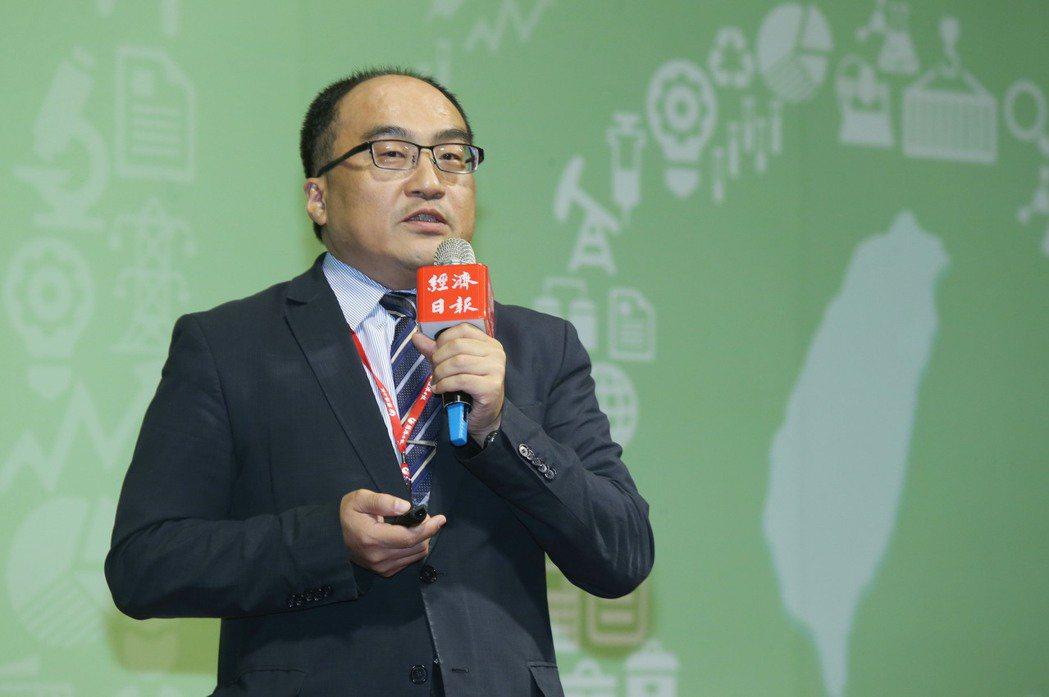 經濟部工業局局長呂正華。 聯合報系資料照/記者林俊良攝影