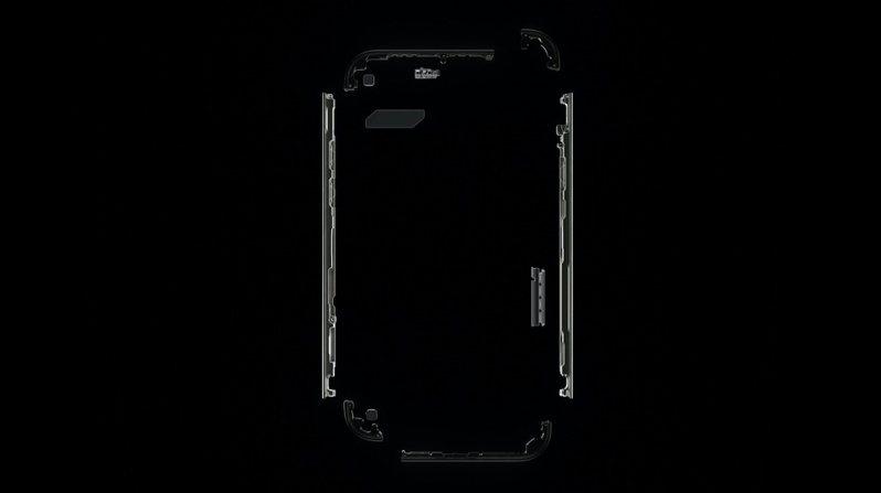 ▲iPhone 12採用蘋果自行設計的5G網路天線