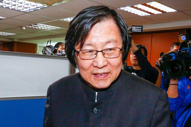 國安會前秘書長、台灣日本關係協會會長邱義仁。圖/聯合報系資料照片