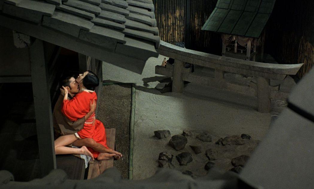 「感官世界」被各國影評及影迷奉為經典圭臬。圖/傳影提供
