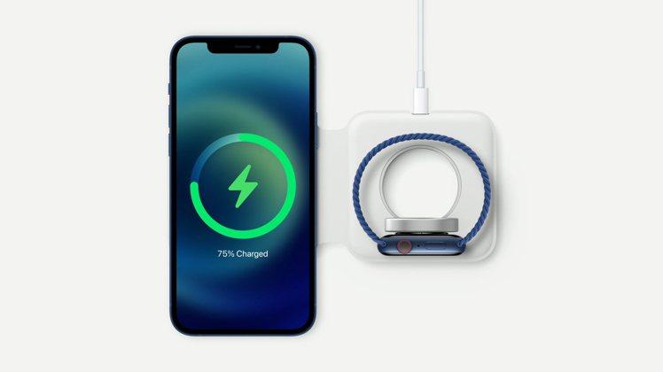 全新MagSafe系統帶來完美連接的大功率無線充電功能,包括可搭配iPhone和...