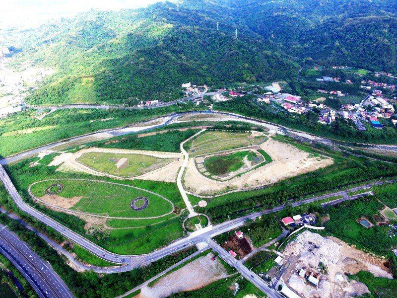 木屐寮滯洪生態區4年前完成整治,由東埔蚋溪環境生態保護協會進行認養。圖/第四河川局提供