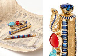 法老王都想要!萬寶龍埃及主題書寫工具 根本高級珠寶