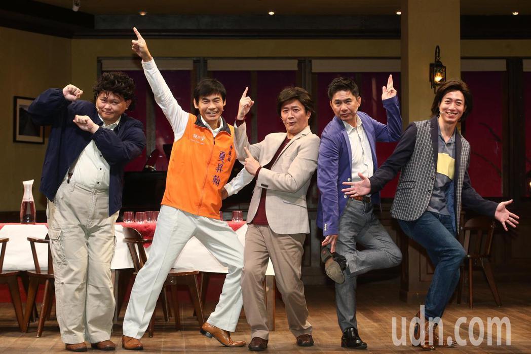 吳世偉、夏靖庭、湯志偉、洪都拉斯、呂紹齊演出堪稱史上邀請到最多25座金鐘獎演員的...