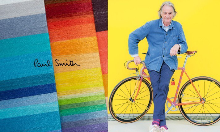 費頓出版社Phaidon與Paul Smith共同推出《Paul Smith》5...