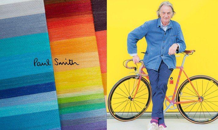費頓出版社Phaidon與Paul Smith共同推出《Paul Smith》50周年紀念書。圖/Paul Smith提供