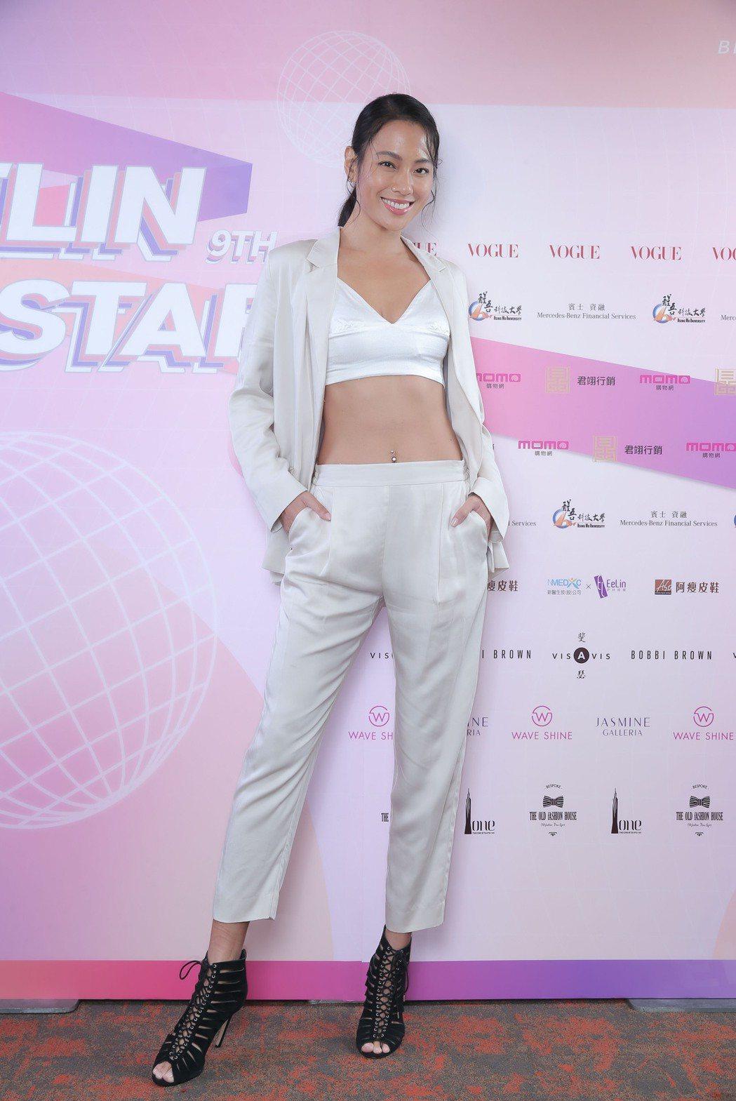 王麗雅曾擔任璀璨之星海選評審。圖/伊林娛樂提供