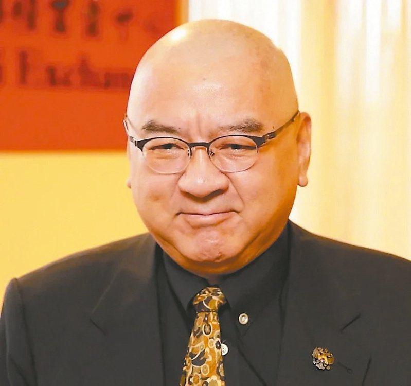潤泰集團總裁尹衍樑  (本報系資料庫)