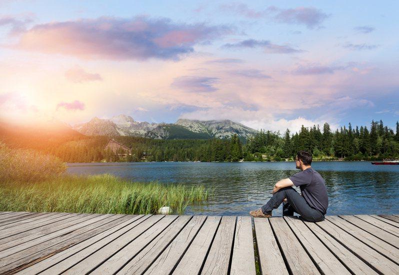 一天的開始就已經做了有益身心的事,感覺會讓一天更有能量!圖片來源:ingimage