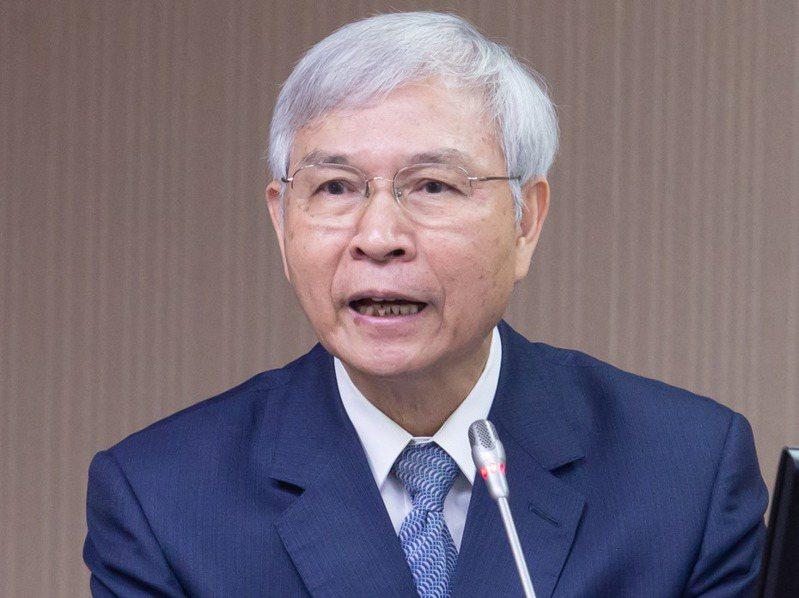 中央銀行總裁楊金龍出席立法院財政委員會備詢。記者季相儒/攝影