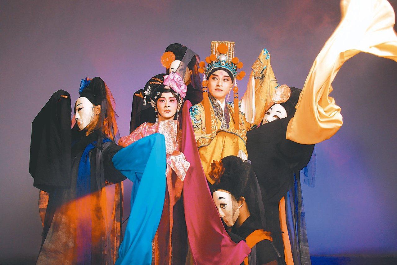 國光劇團的「閻羅夢」京劇大戲,曾獲金鐘獎肯定。 劇照/國光劇團提供
