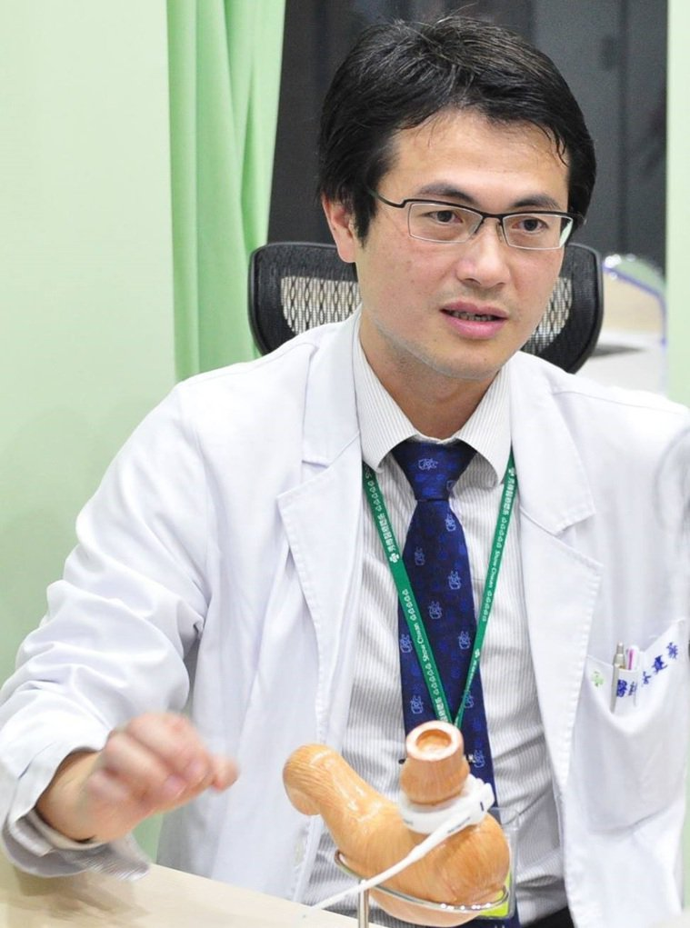 秀傳醫院減重中心主任林建華 圖/秀傳醫院 提供