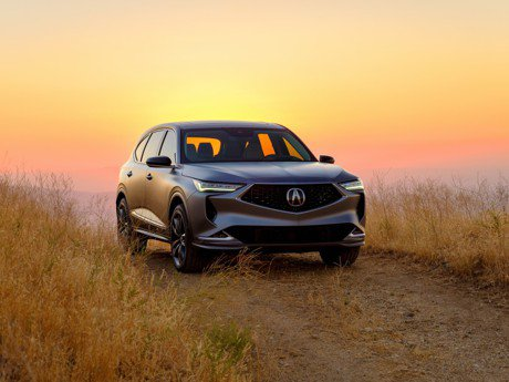 本田史上最強性能休旅誕生!Acura MDX Prototype正式發表