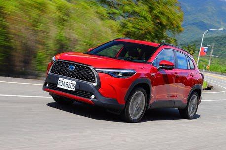 還是改選油電車型吧!Toyota Corolla Cross 1.8L Hybrid旗艦試駕