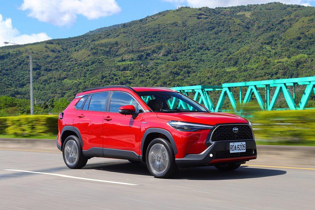 Toyota Corolla Cross延續Corolla Altis的新世代T...