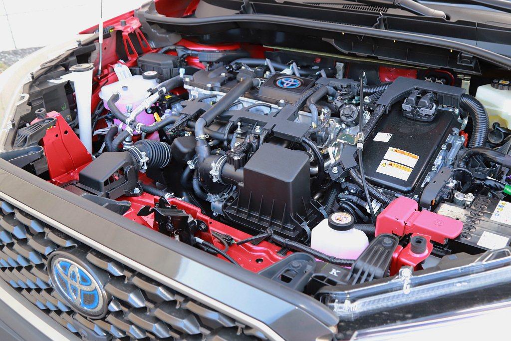 相比Toyota Corolla Altis Hybrid旗艦版,Toyota ...