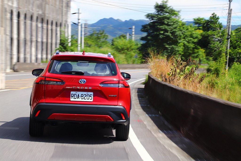 和泰預估Toyota Corolla Cross預估年底前能接單1.5萬張、交車...