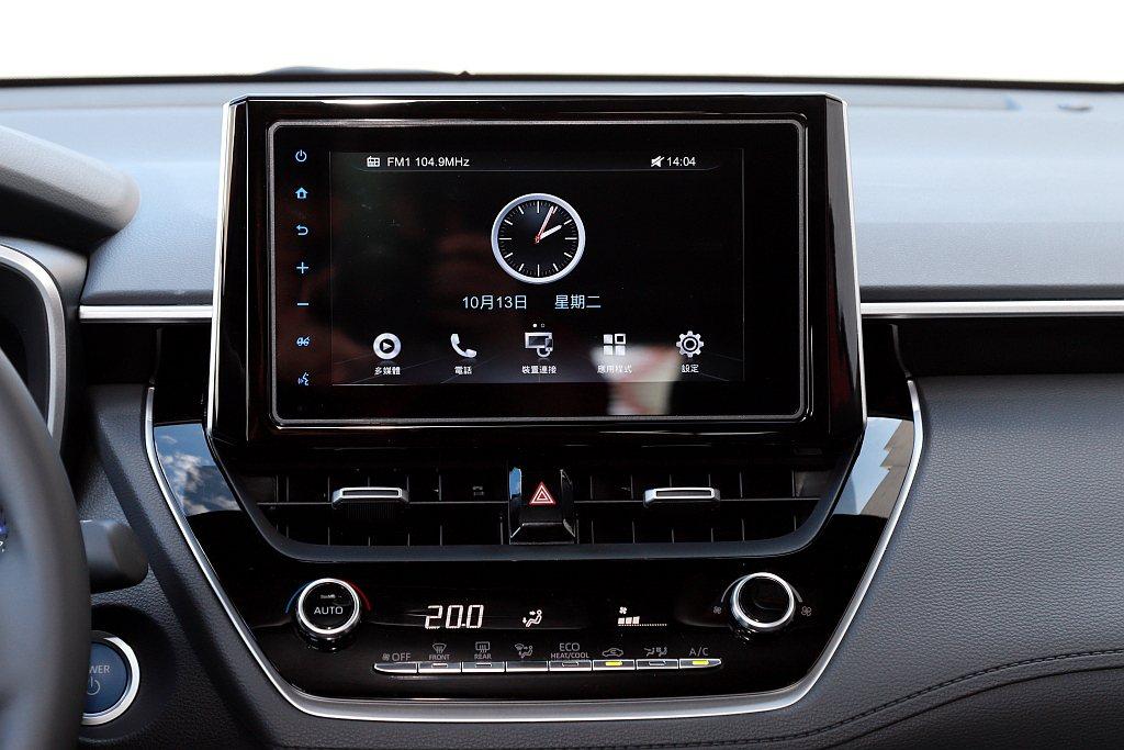 自Toyota Corolla Cross豪華車型起將Toyota Drive+...